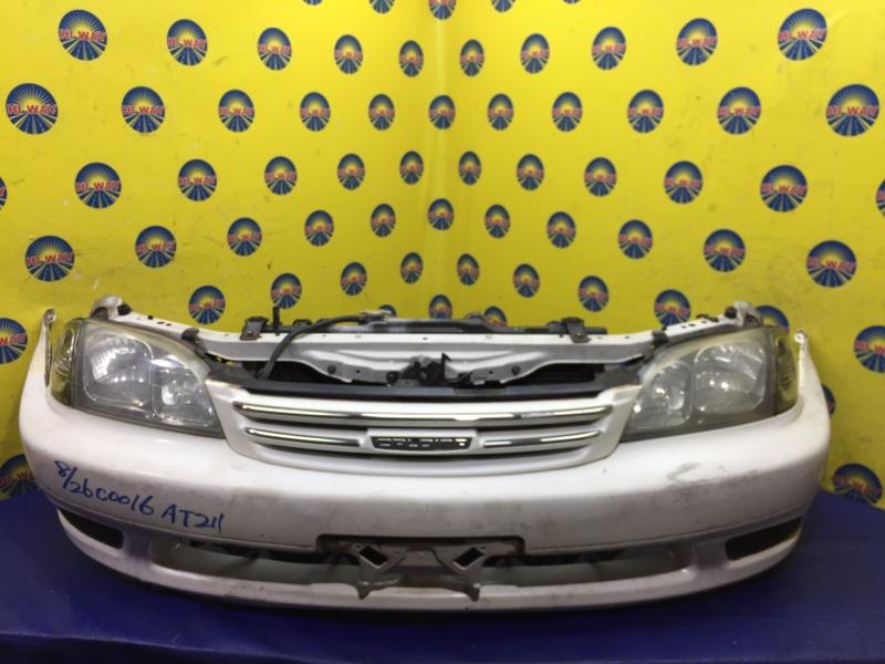 Ноускат Toyota Caldina AT211 7A-FE 2000
