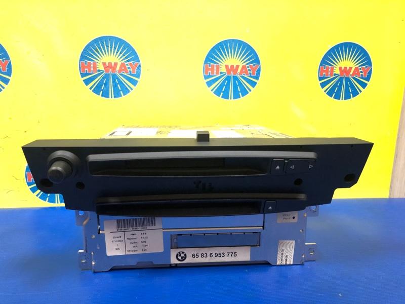 Магнитофон Bmw 525I E60 M54B25 2004