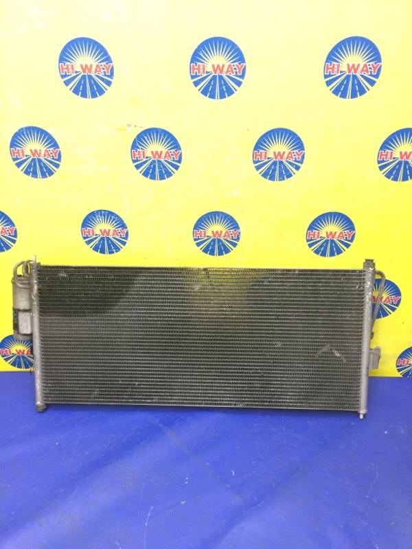 Радиатор кондиционера Nissan Ad VY11 QG15DE 1998