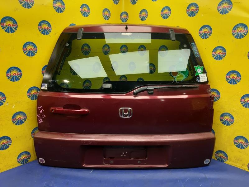 Дверь задняя Honda Cr-V RD5 K20A 2001 задняя