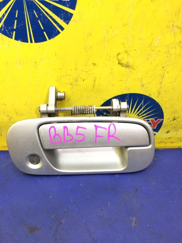 Ручка наружная Honda Prelude BB5 1996 передняя правая