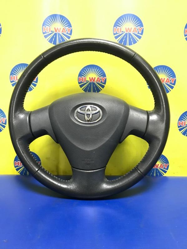 Руль Toyota Auris NZE151 1NZ-FE 2007