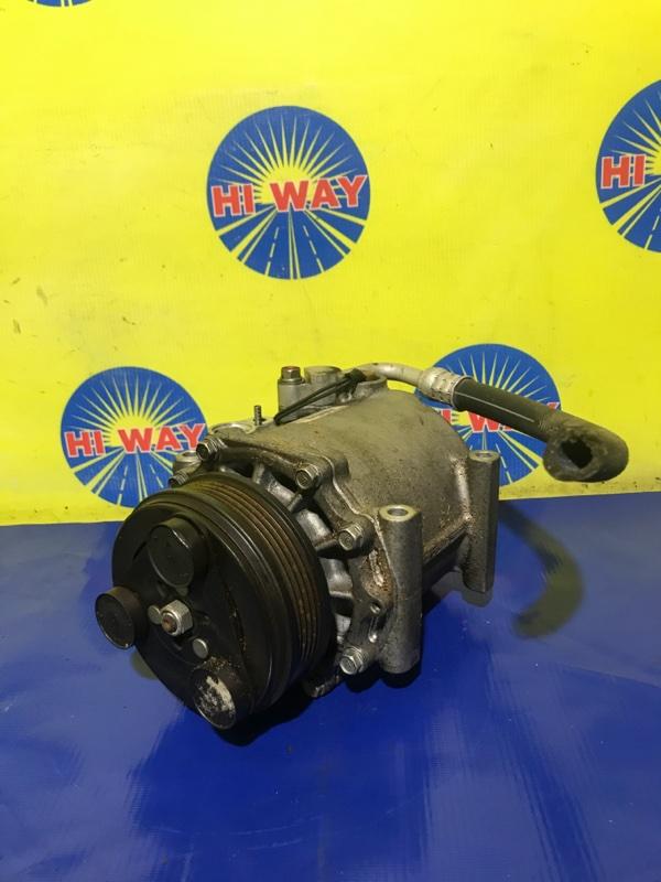 Компрессор кондиционера Mmc Lancer CS2V 4G15 2007