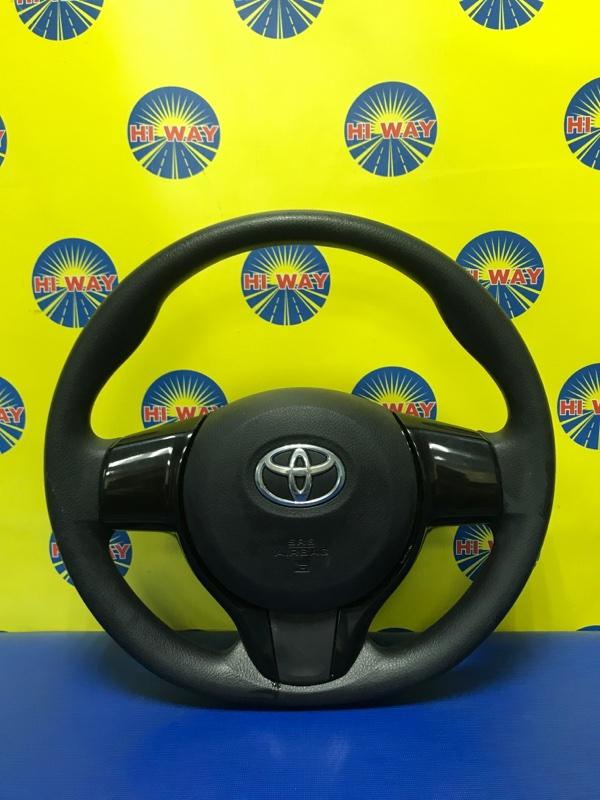 Руль Toyota Vitz KSP130 1KR-FE 12.2010