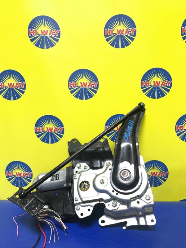 Механизм подъема двери Toyota Alphard GGH20 2GR-FE 2008 задний правый