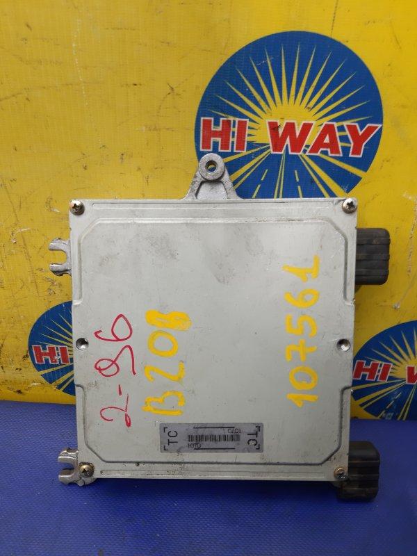 Блок управления двс,компьютер Honda Cr-V RD1 B20B 1996
