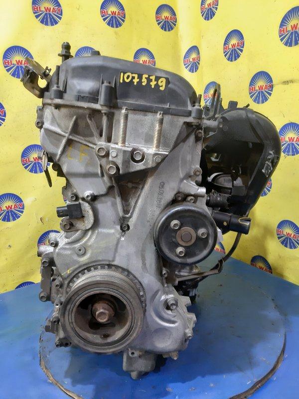 Двигатель Mazda Axela BKEP LF-DE 2003