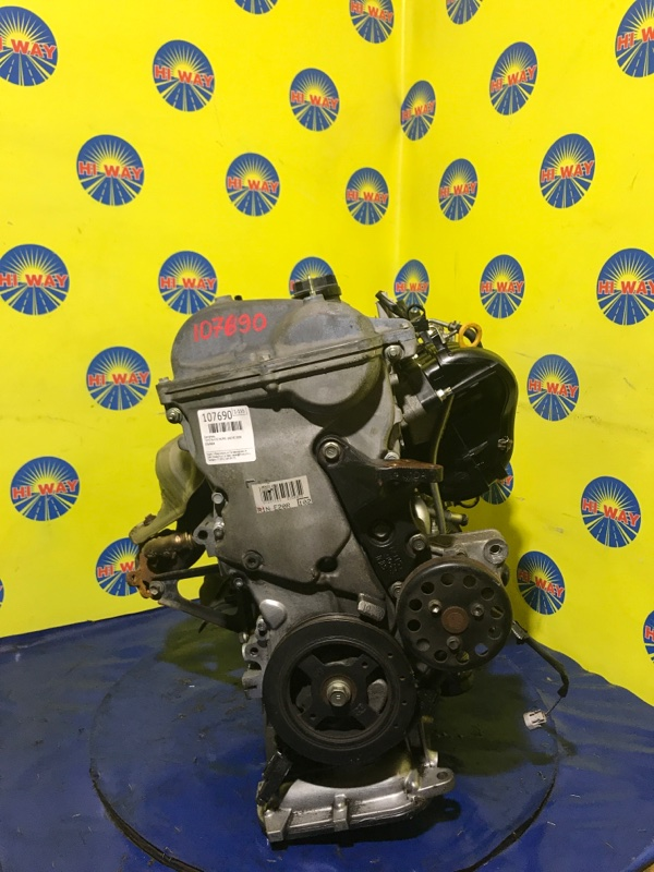 Двигатель Toyota Sienta NCP81 1NZ-FE 2010