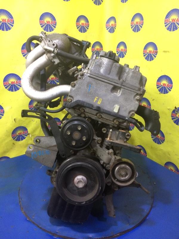 Двигатель Nissan Sunny FB15 QG15DE 2003