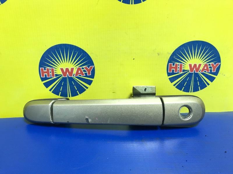 Ручка наружная Nissan Primera TP12 QR20DE 2001 передняя левая