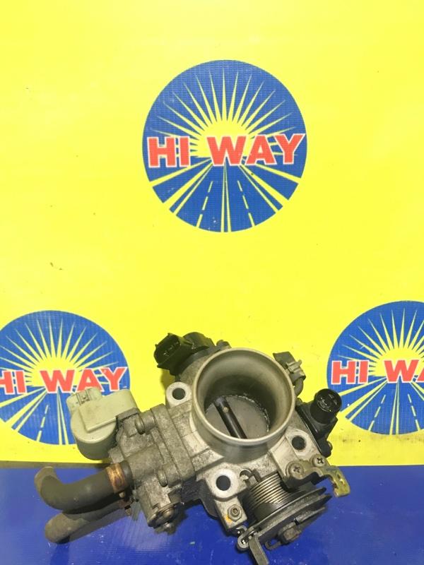 Заслонка дроссельная Honda Logo GA3 D13B 1999