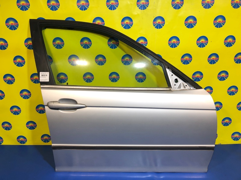 Дверь боковая Bmw 320I E46 M52B20 1998 передняя правая
