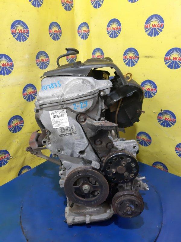 Двигатель Toyota Corolla Fielder NZE121 1NZ-FE 2001