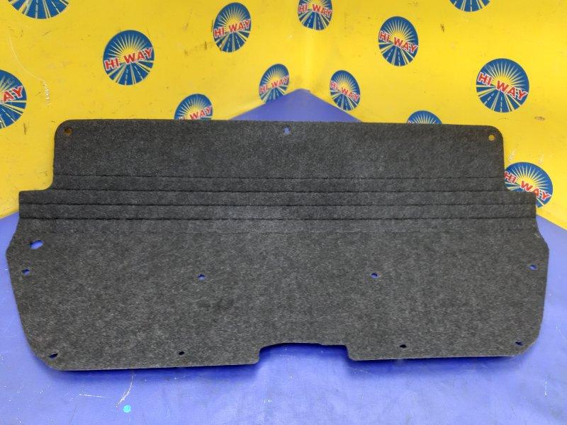 Обшивка багажника Nissan Tiida Latio SC11 HR15DE 2005 задняя