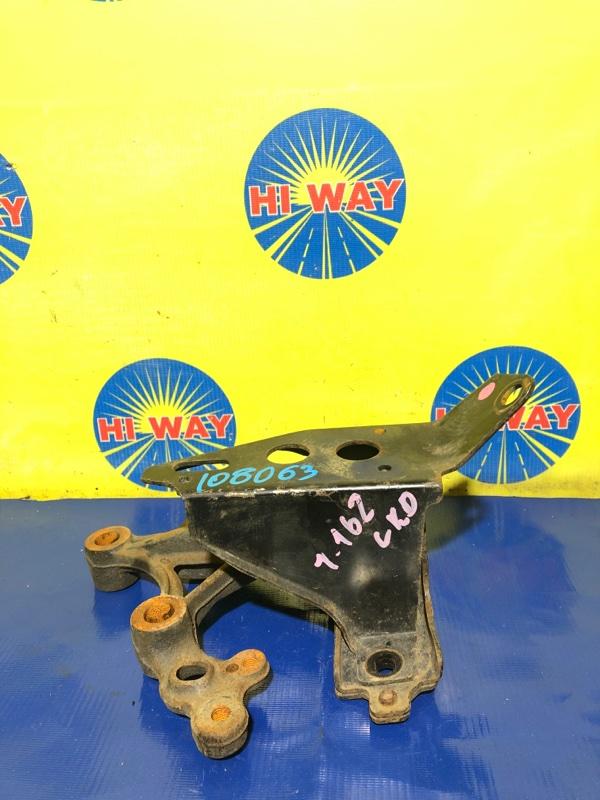 Подушка двигателя Toyota Passo KGC30 1KR-FE 2010