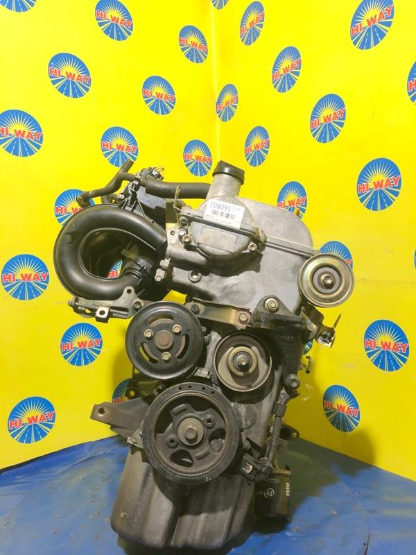 Двигатель Toyota Vitz SCP13 2SZ-FE 2004