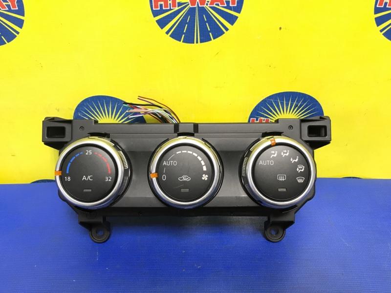 Блок управления климат-контролем Mazda Demio DJ5FS S5-DPTS