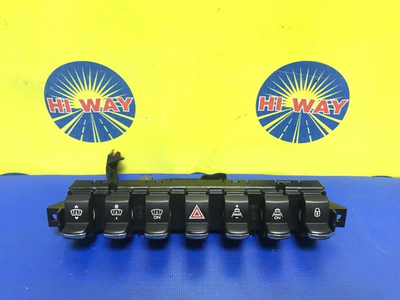 Кнопки в салон Peugeot 3008 C1A EP6CDT 2010
