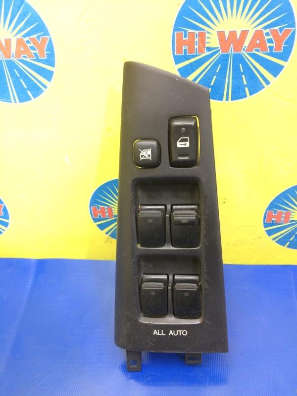Блок управления стеклоподъемниками Toyota Corolla Fielder NZE121 1NZ-FE 2002 передний правый