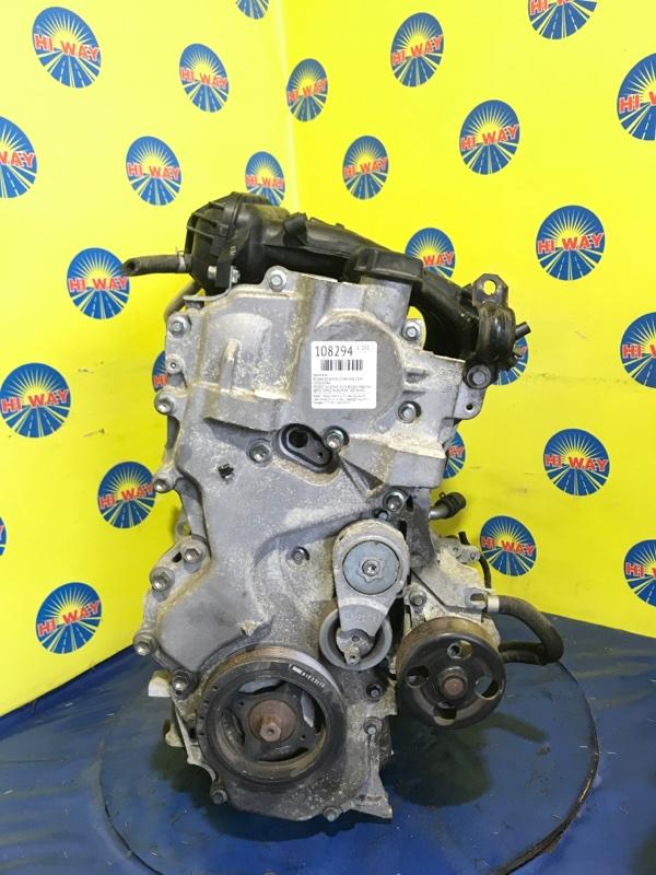 Двигатель Nissan Dualis KJ10 MR20DE 2009