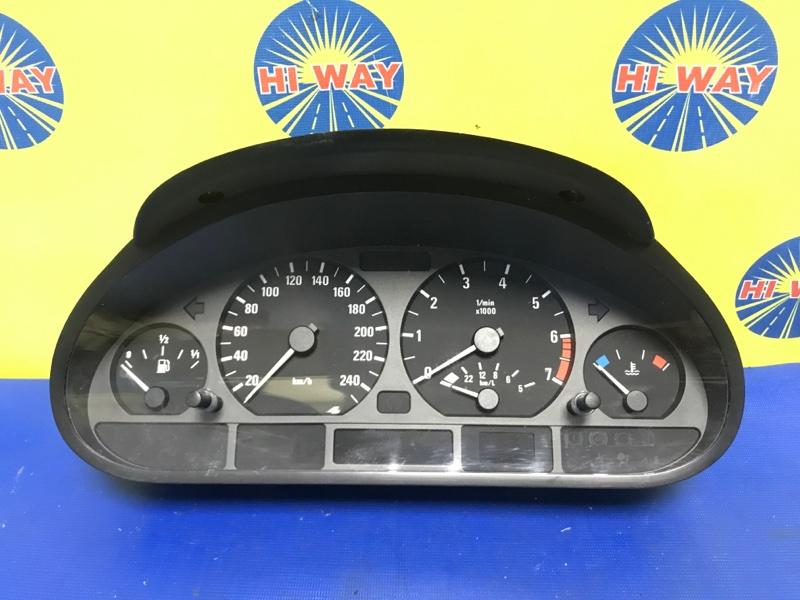 Комбинация приборов Bmw 320I E46 M52B20 1999