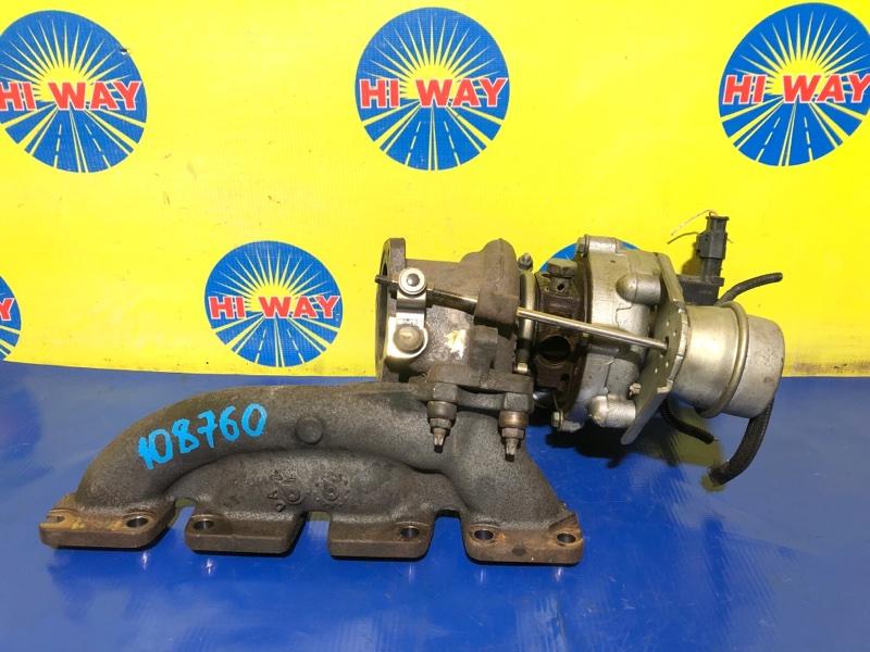 Турбина Peugeot 3008 B7 EP6CDT 2010
