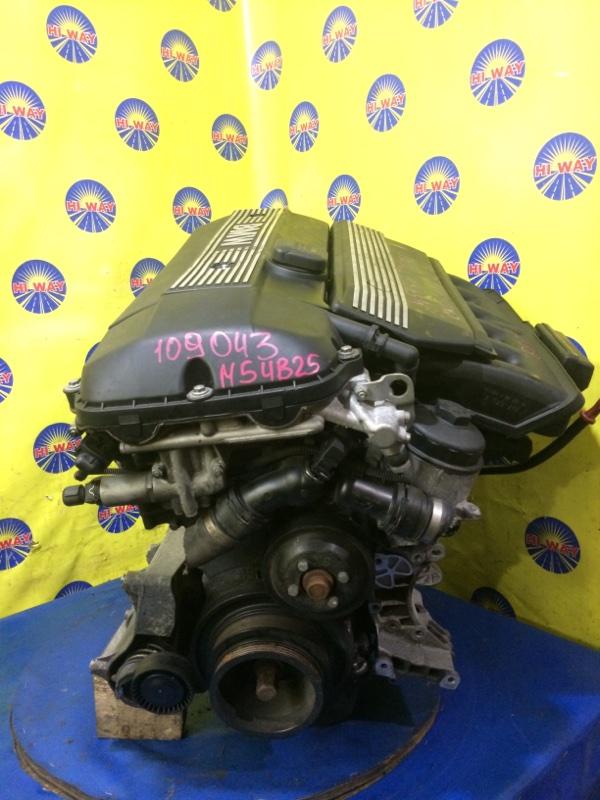 Двигатель Bmw 525I E60 M54B25 2003
