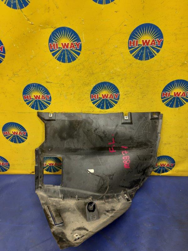 Подкрылок Bmw 320I E46 2001 передний левый нижний