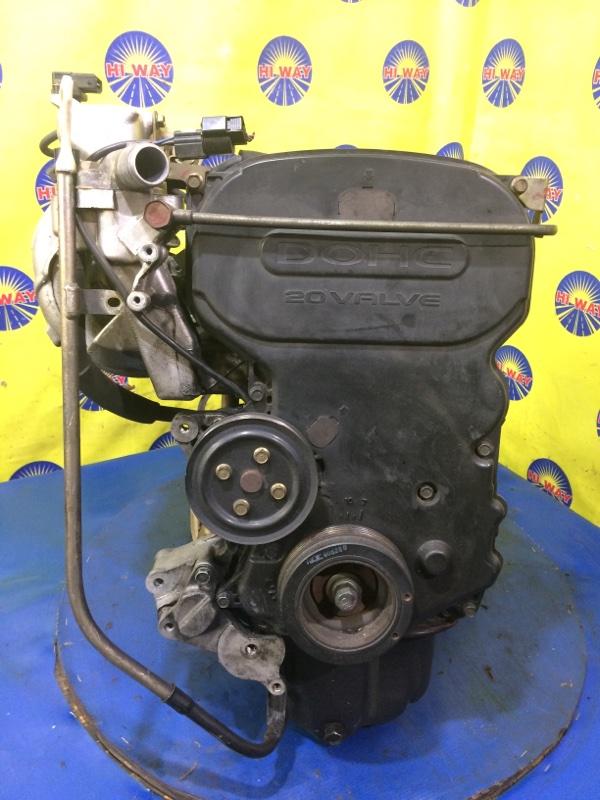 Двигатель Mmc Pajero Mini H58A 4A30 1998
