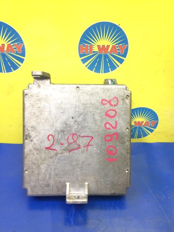 Блок управления двс,компьютер Honda Cr-V RD5 K20A 2001