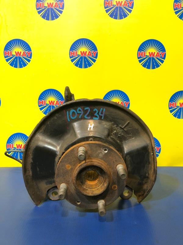 Ступица Honda Logo GA3 D13B 1999 передняя левая