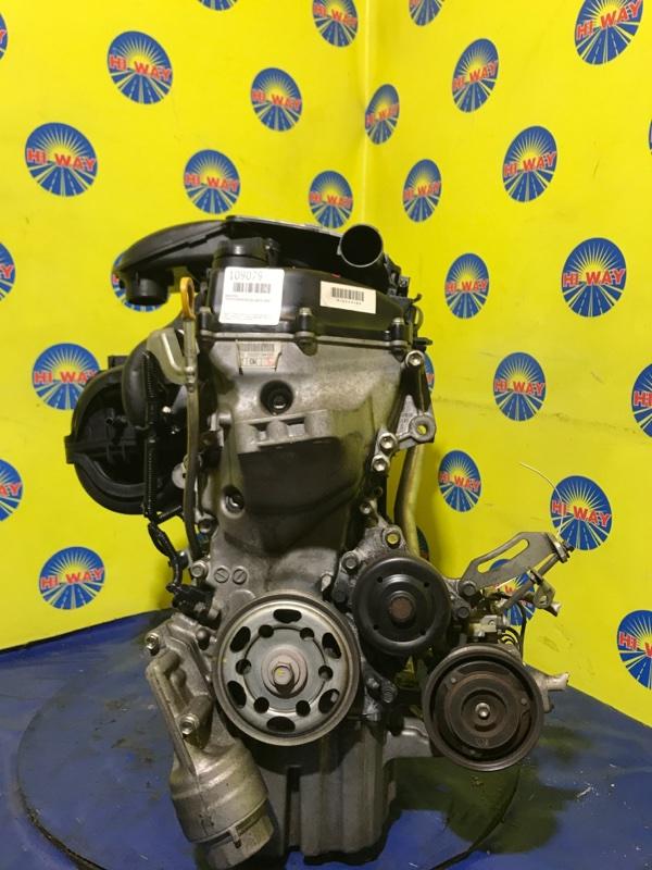 Двигатель Toyota Passo KGC30 1KR-FE 2010