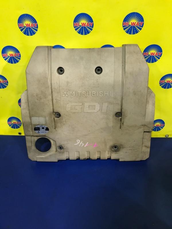 Крышка на двигатель декоративная Mmc Legnum EC3W 4G64 2000