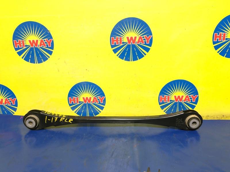 Рычаг подвески Bmw 328I F34 N20B20A 2015 задний левый нижний