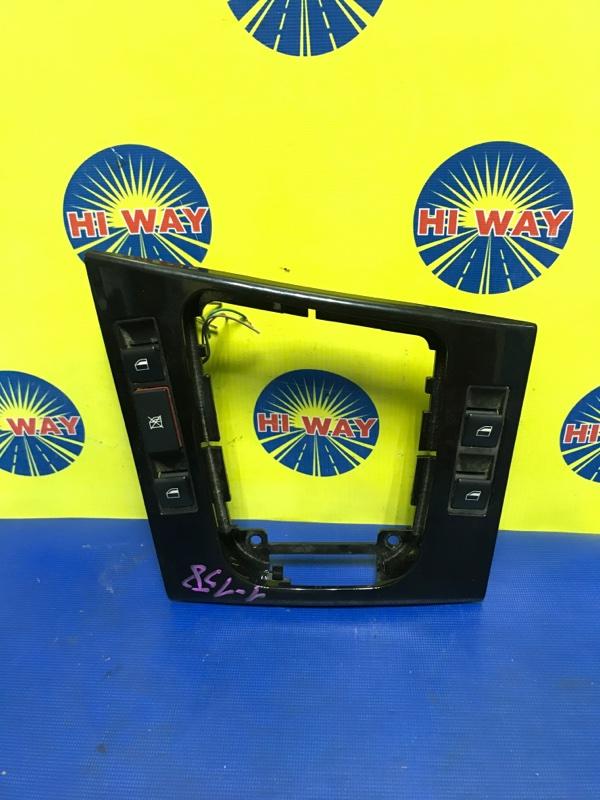 Блок управления стеклоподъемниками Bmw 320I E46 M52B20 1999