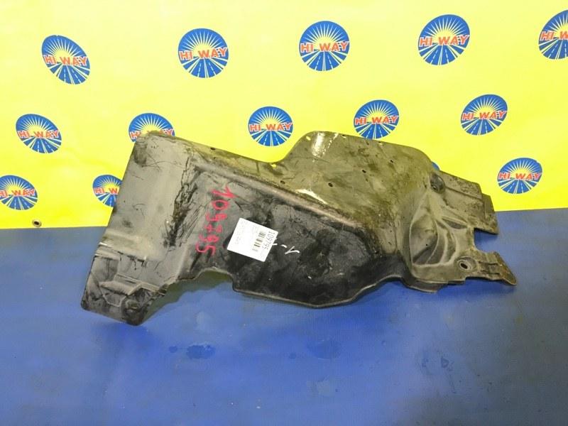 Защита двс Subaru Legacy BL5 EJ203 2007 передняя левая