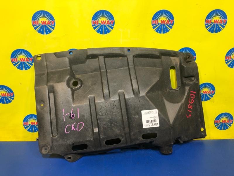 Защита двс Toyota Vista SV40 4S-FE 1997 передняя левая