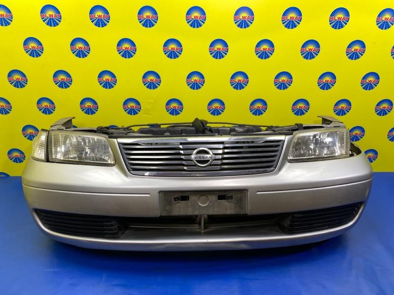 Ноускат Nissan Sunny FB15 QG15DE 2002