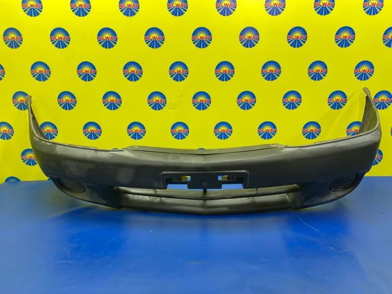 Бампер Nissan Ad VFY11 1999 передний