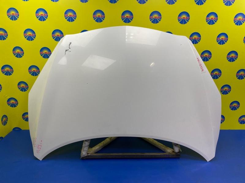 Капот Mazda Axela BL5FP 2009 передний