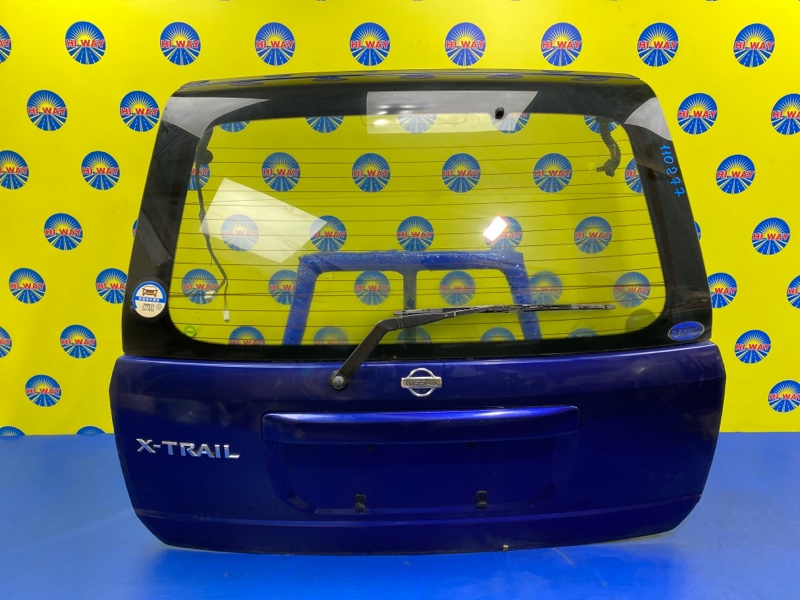 Дверь задняя Nissan X-Trail NT30 2000 задняя