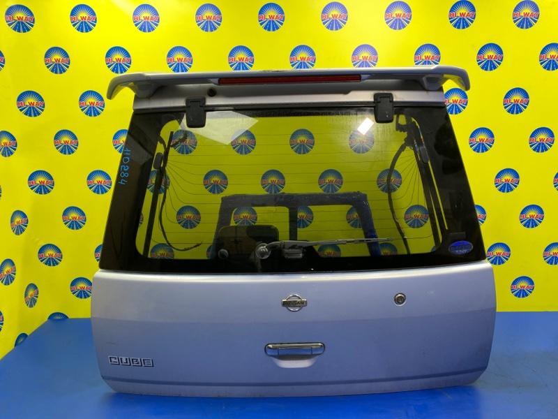 Дверь задняя Nissan Cube AZ10 CGA3 1998 задняя