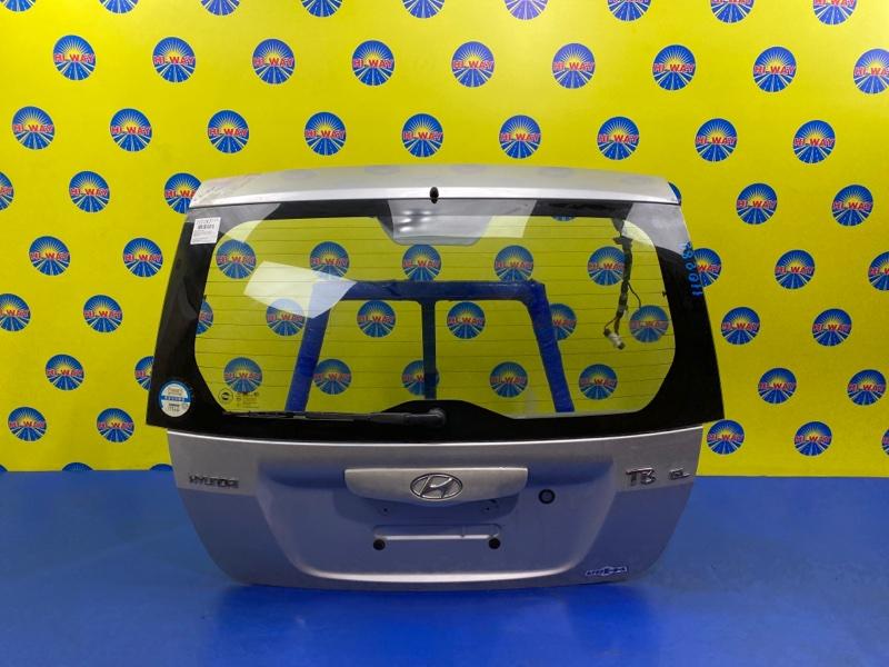Дверь задняя Hyundai Getz TB G4EA 12.2002 задняя