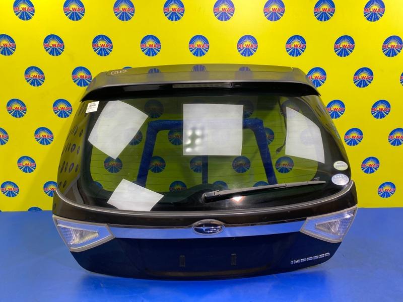 Дверь задняя Subaru Impreza GH2 2007 задняя