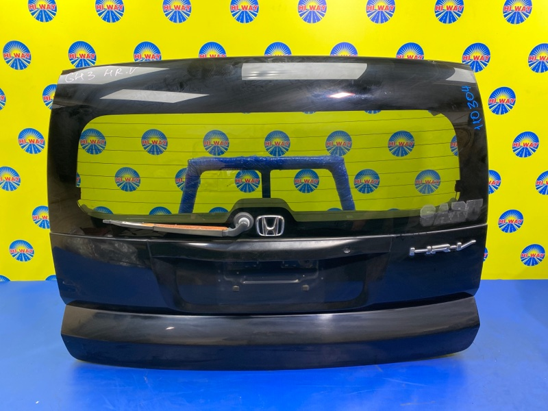 Дверь задняя Honda Hr-V GH3 1999 задняя