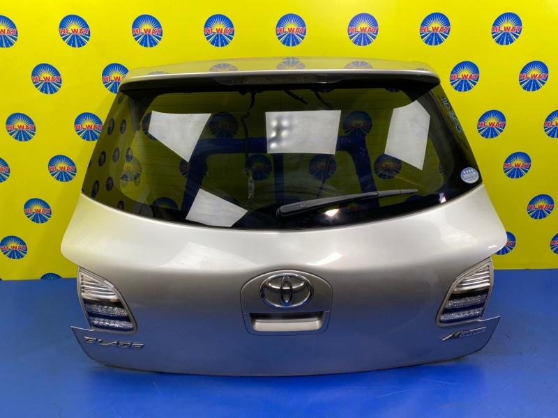 Дверь задняя Toyota Blade GRE156H 2006 задняя