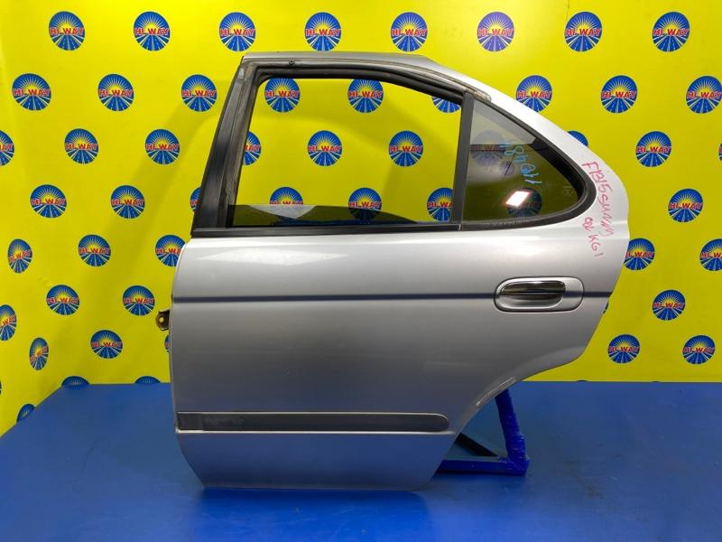Дверь боковая Nissan Sunny FB15 1998 задняя левая