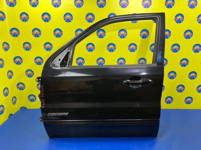 Дверь боковая Ford Escape EP3WF 2004 передняя левая