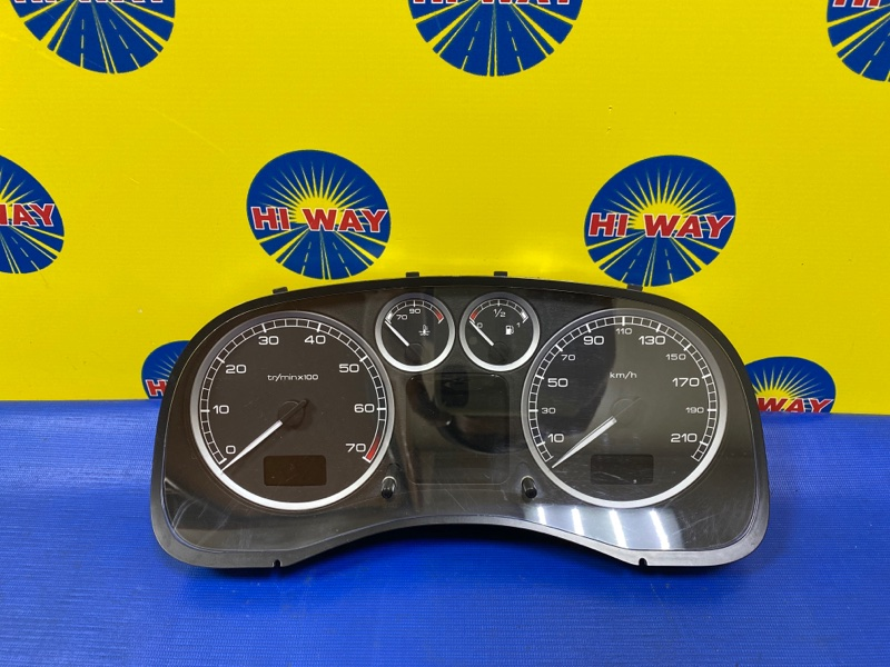 Комбинация приборов Peugeot 307 Sw 3H 2001
