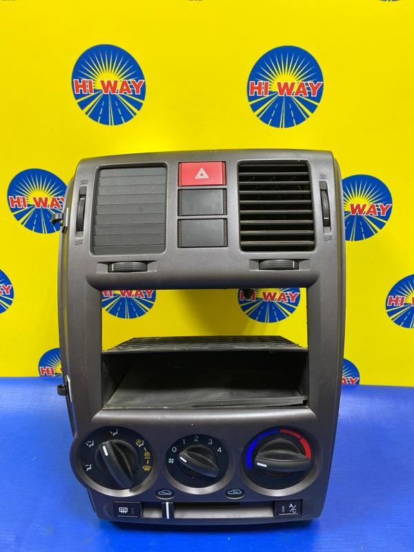 Блок управления климат-контролем Hyundai Getz TB G4EA 2002